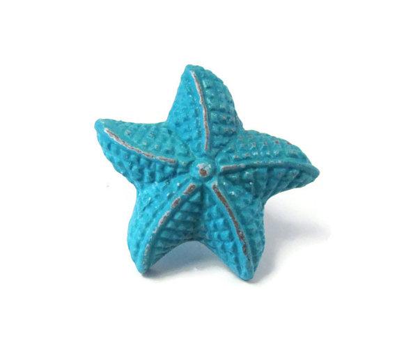starfish door knobs photo - 17