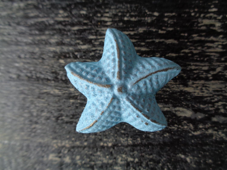 starfish door knobs photo - 20