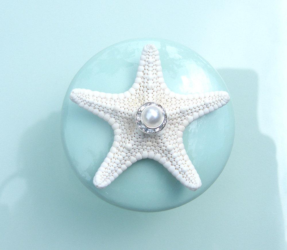 starfish door knobs photo - 4