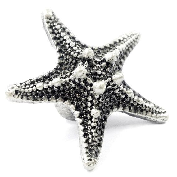 starfish door knobs photo - 7