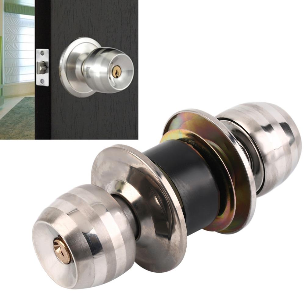 steel door knobs photo - 19