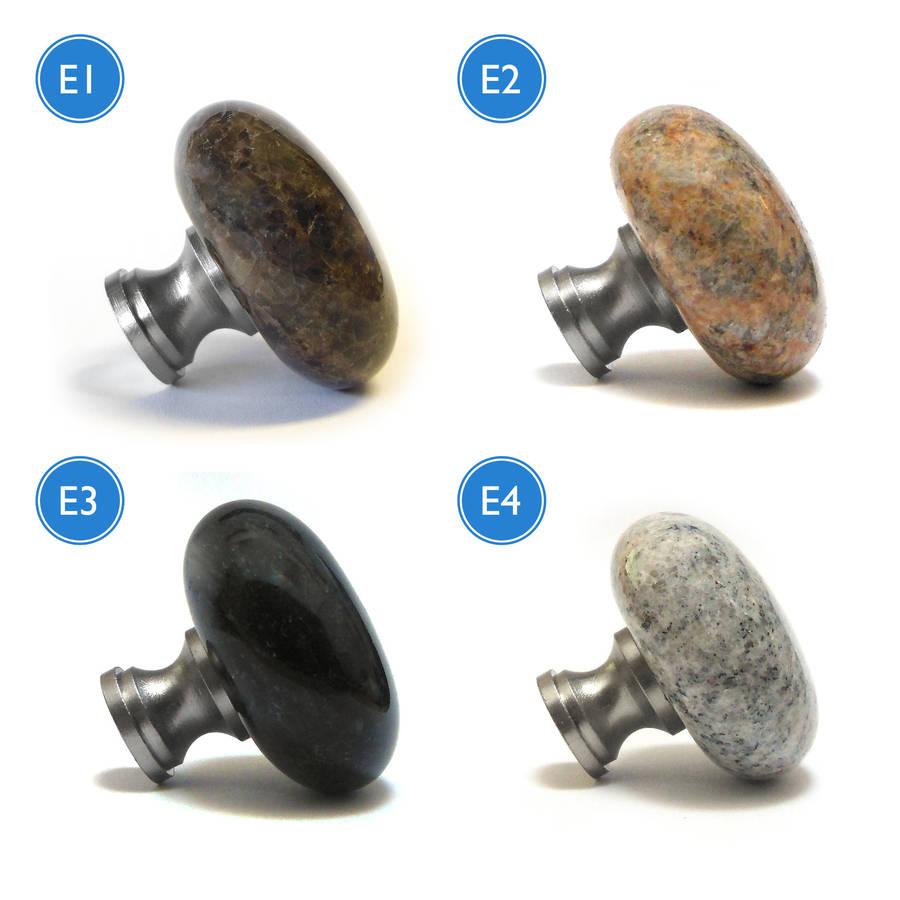 stone door knobs photo - 12