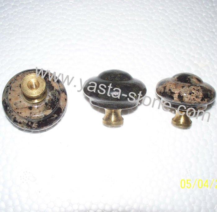 stone door knobs photo - 16