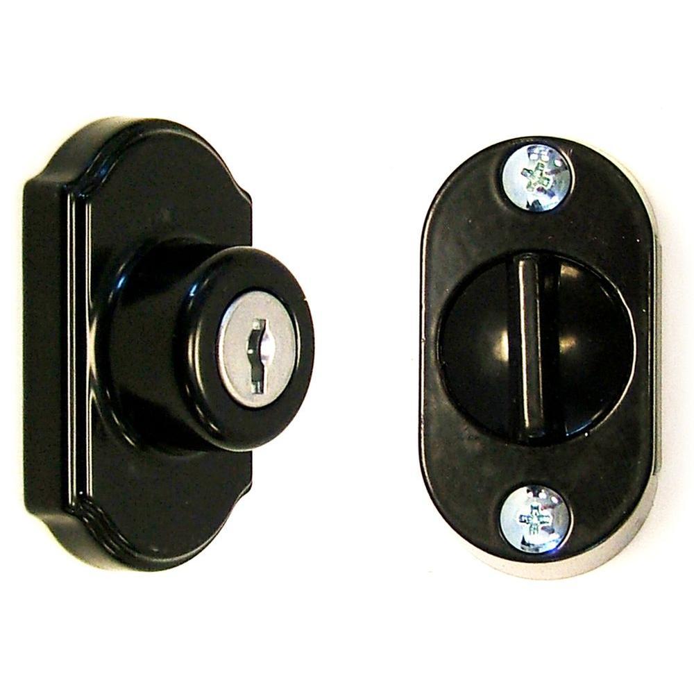storm door knobs photo - 6