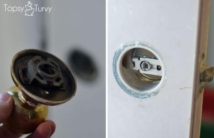 take off door knob photo - 12