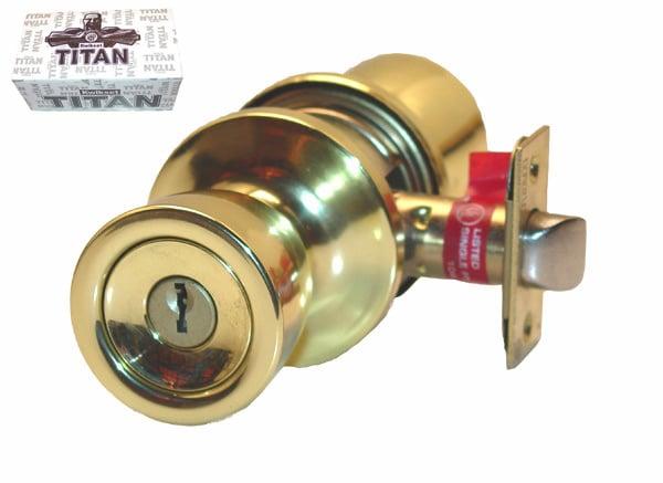 titan door knobs photo - 20