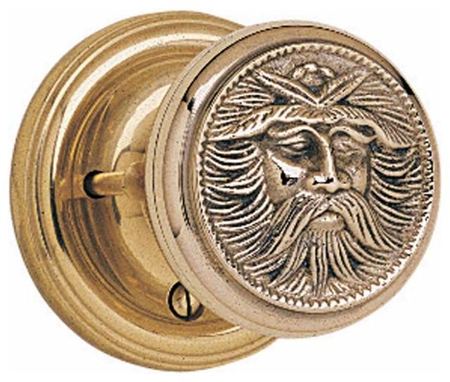 traditional door knobs photo - 8