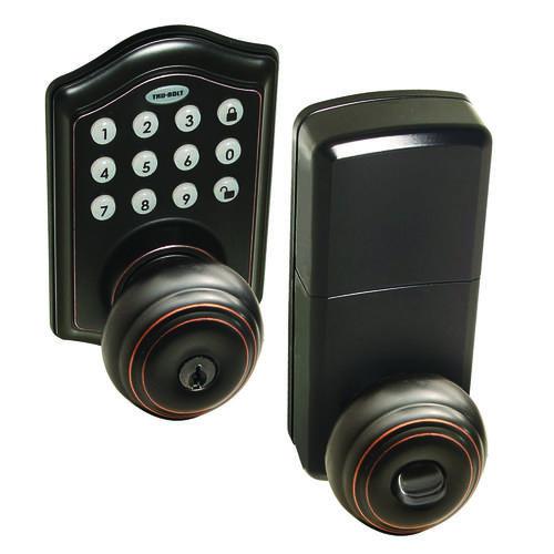 tru-bolt door knobs photo - 11