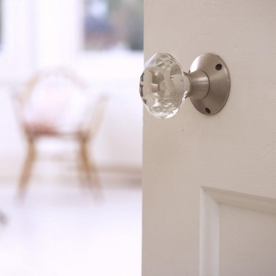 turning door knobs photo - 17