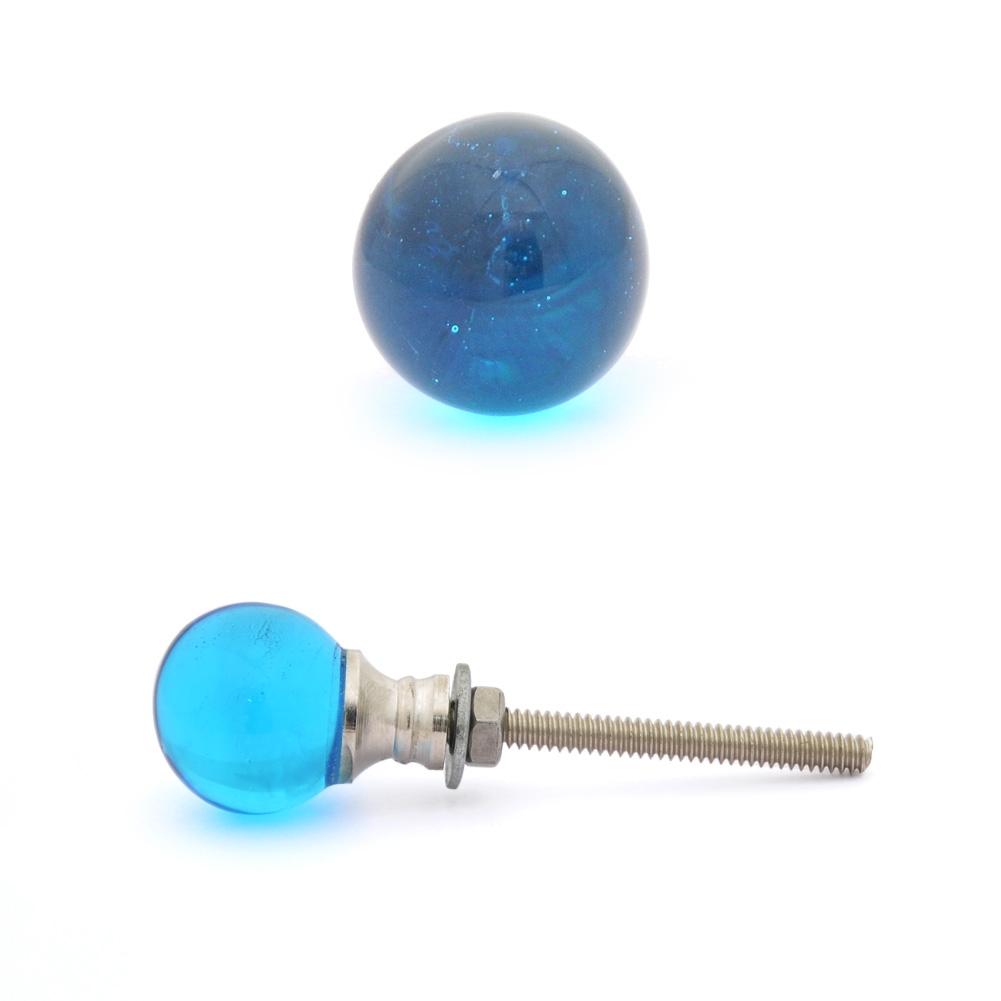 turquoise door knobs photo - 18