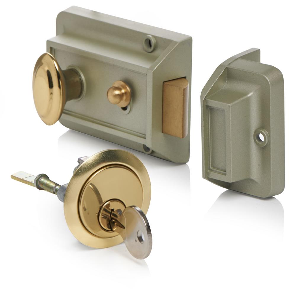 types of door knob locks photo - 13