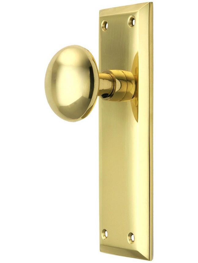 unlock door knob without key photo - 19
