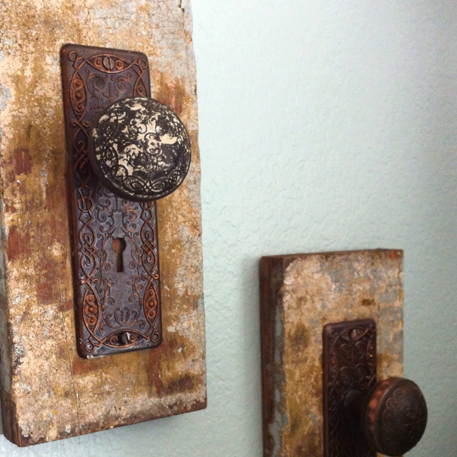 used door knobs photo - 7