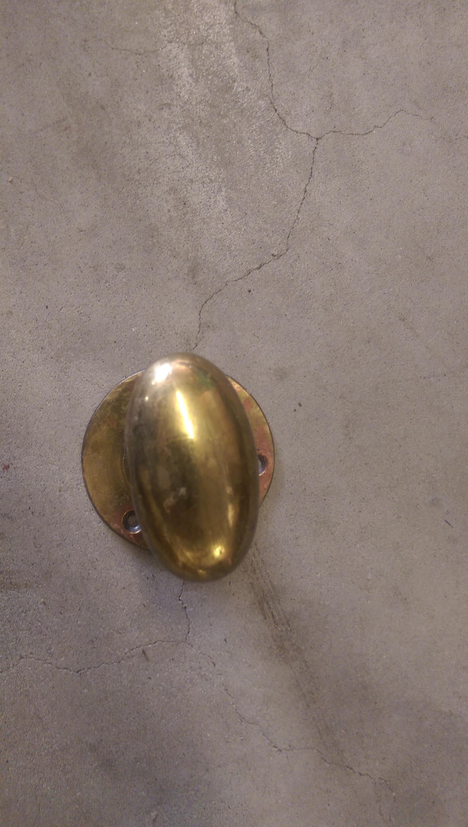 victorian brass door knobs photo - 14