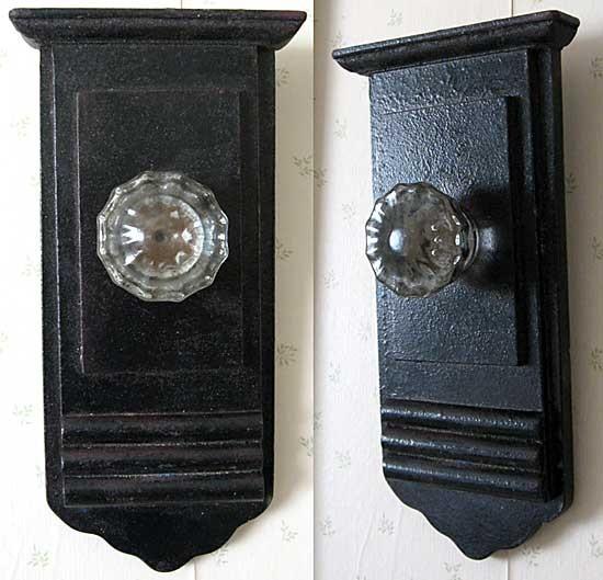 victorian glass door knobs photo - 12