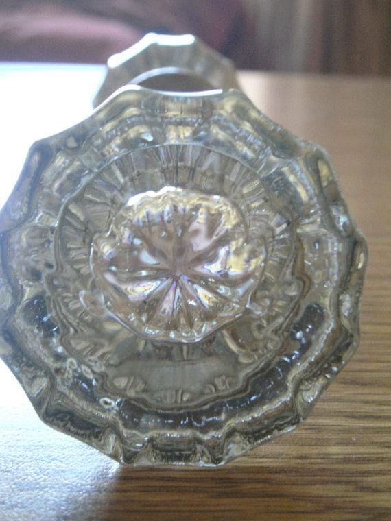 victorian glass door knobs photo - 4