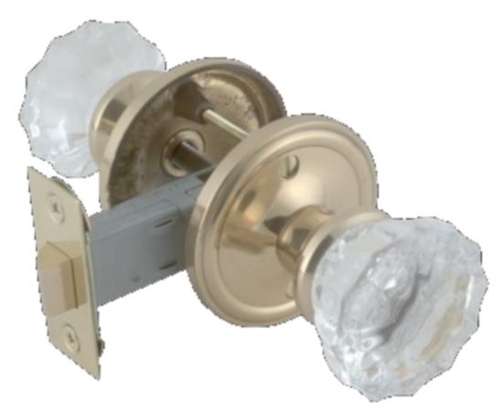 victorian style door knobs photo - 14