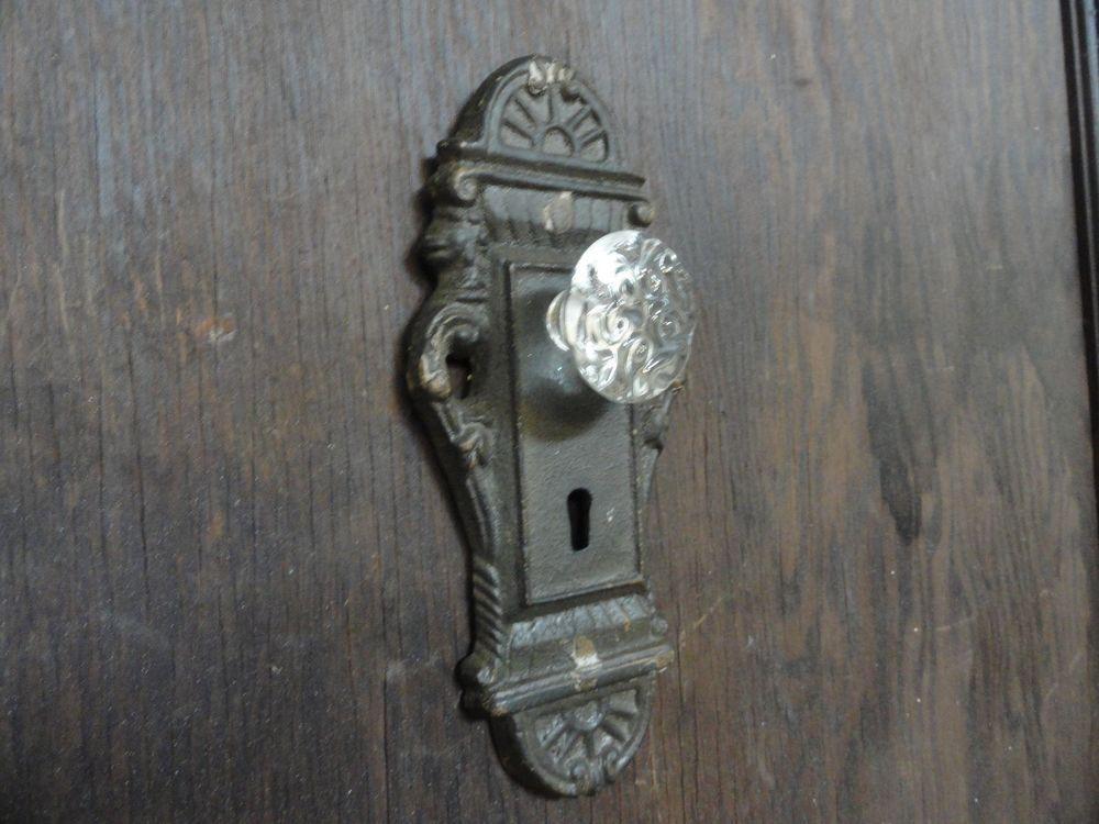 vintage door handles and knobs photo - 9