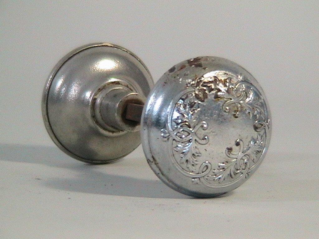 vintage door knob photo - 3