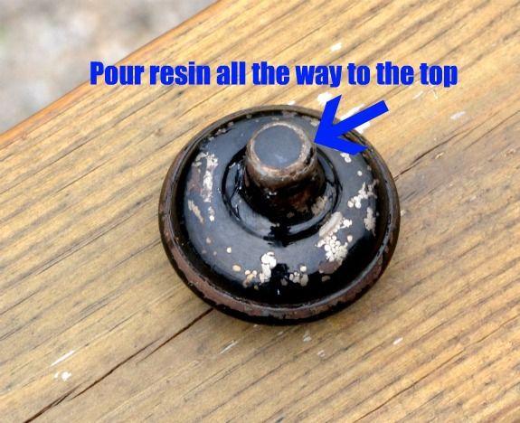 vintage door knob hooks photo - 14