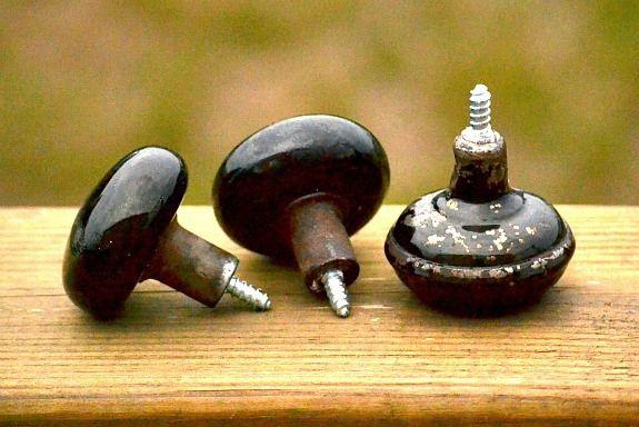 vintage door knob hooks photo - 16