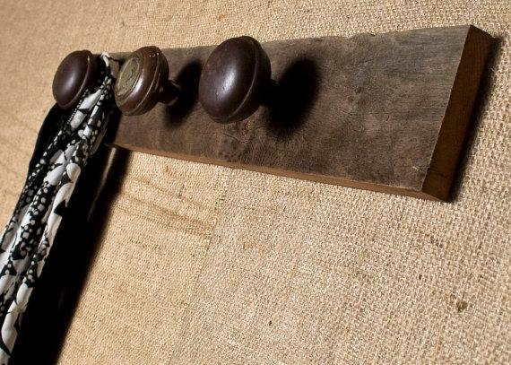 vintage door knob hooks photo - 4