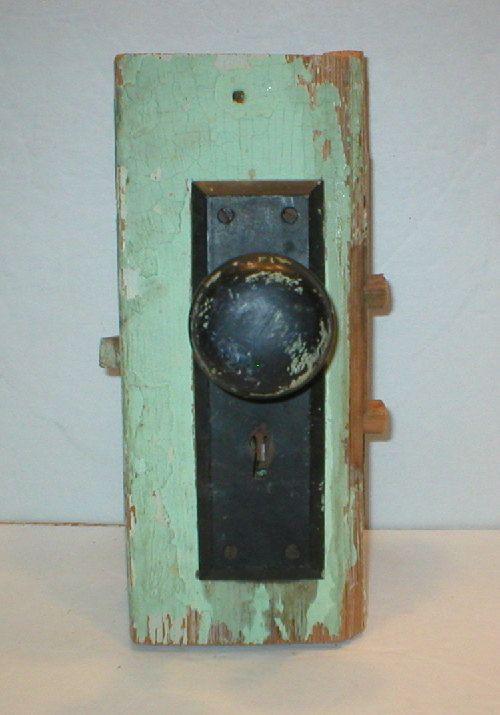 vintage door knob hooks photo - 9