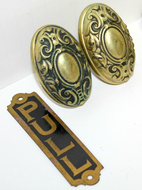 vintage door knobs and hardware photo - 9
