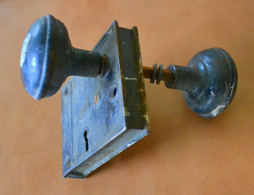 vintage door knobs ebay photo - 9