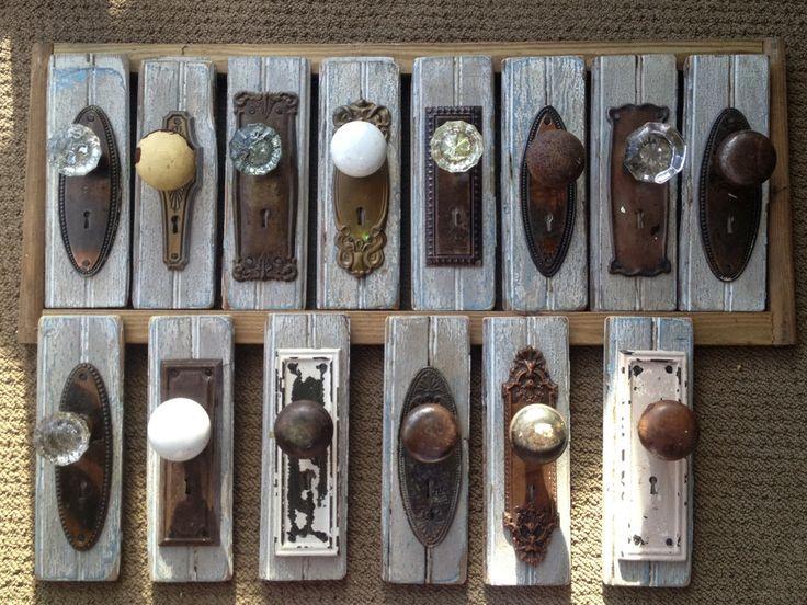vintage interior door knobs photo - 11
