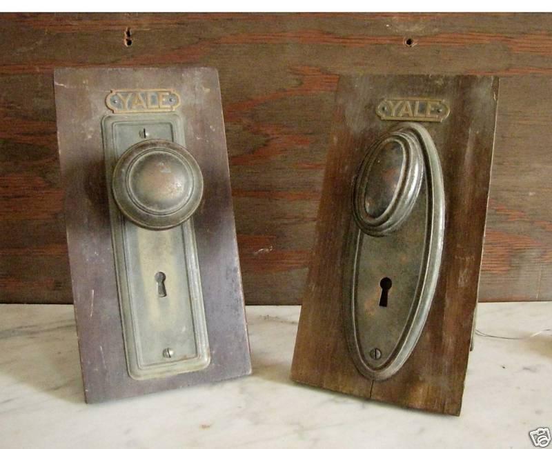 vintage interior door knobs photo - 14
