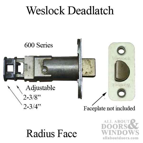 weslock door knob removal photo - 16