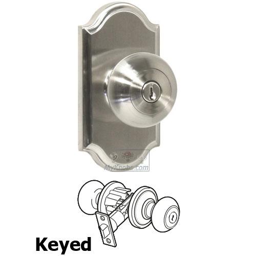 weslock door knobs photo - 12