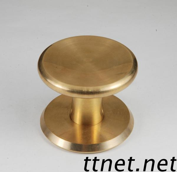 what are door knobs made of photo - 13