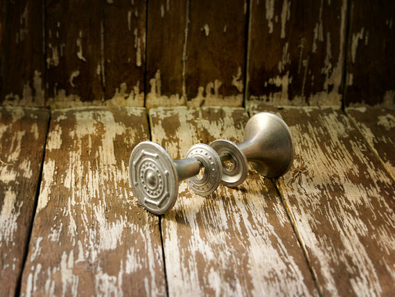 what are door knobs made of photo - 15