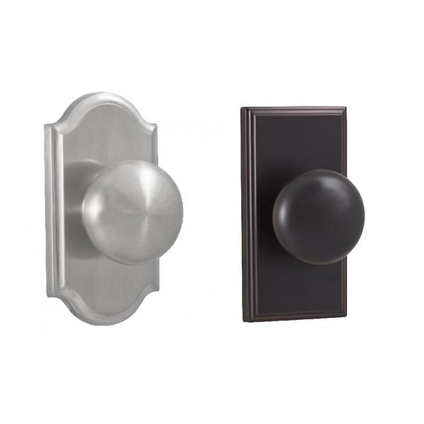 what is a passage door knob photo - 15