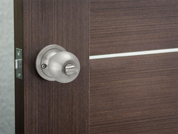 what is a passage door knob photo - 19