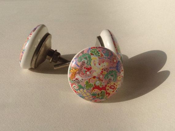 whimsical door knobs photo - 2