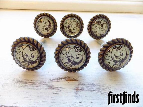 whimsical door knobs photo - 3
