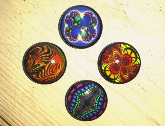 whimsical door knobs photo - 8