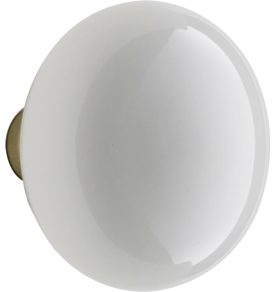 white ceramic door knobs photo - 13