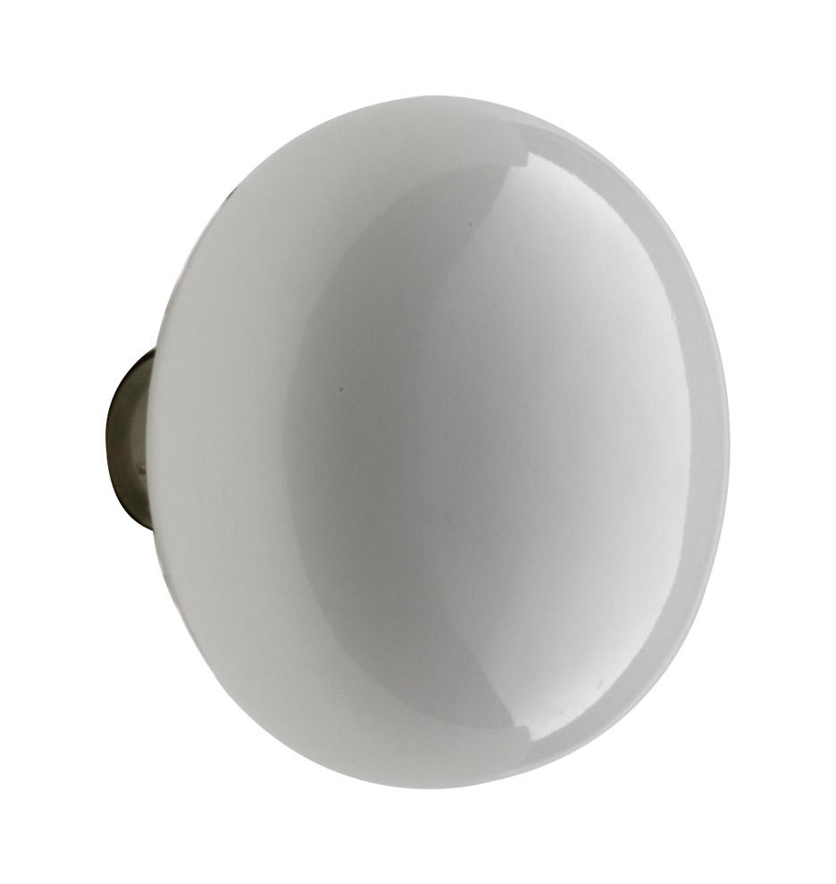 white porcelain door knobs photo - 15