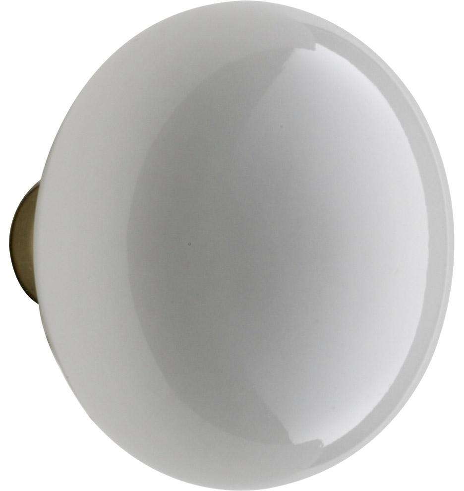 white porcelain door knobs photo - 4
