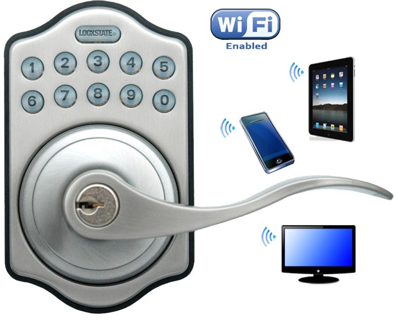 wifi door knob photo - 8