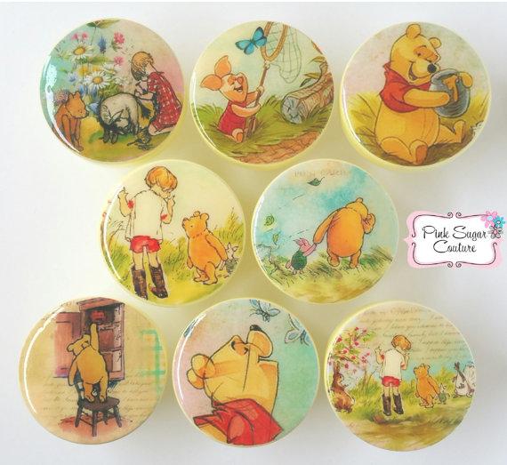 winnie the pooh door knobs photo - 10